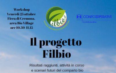 Il progetto Filbio sbarca alla Fiera di Cremona