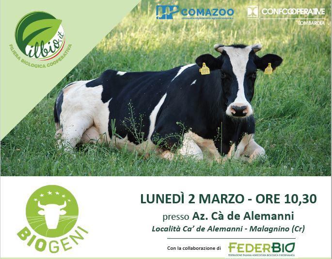 In agenda giornata dimostrativa sui Biogeni